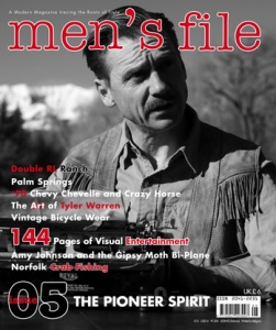 Men's File Issue 5