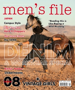 Men's File Issue 8