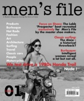 Men's File Issue 1