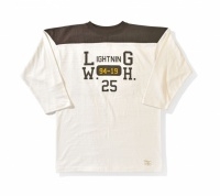 Warehouse X LIGHTNING 300th LIMITED EDITION  Football t-shirt